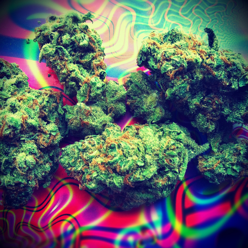 trippy weed Car Pictures 500x500
