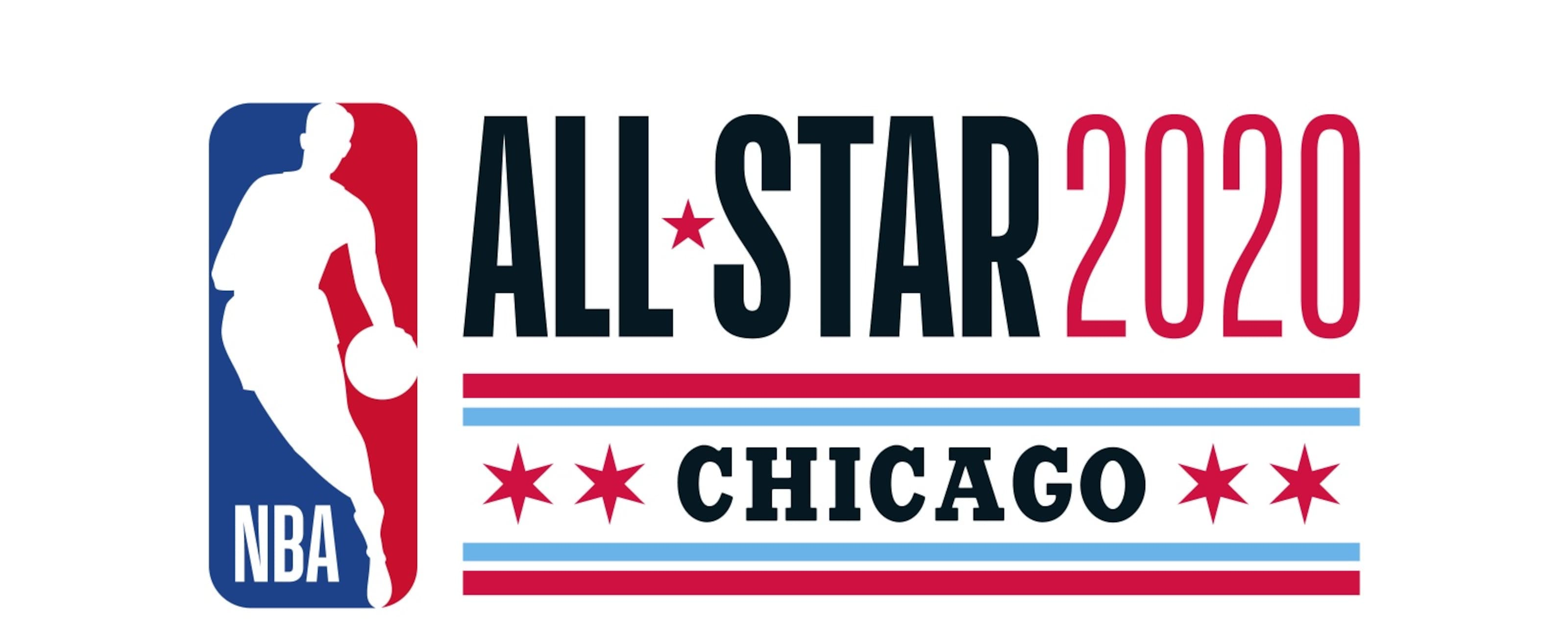 NBA unveils logo for NBA All Star 2020 in Chicago Chicago Bulls 3200x1270