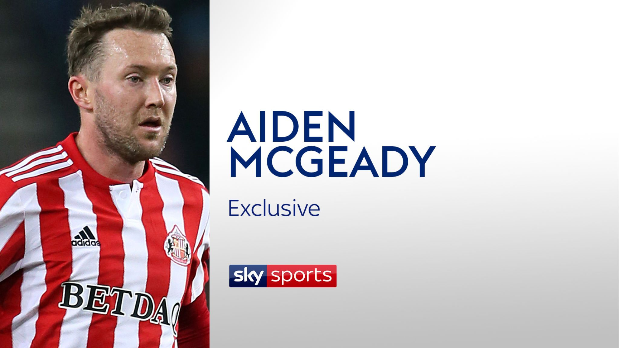 Aiden McGeady Sunderland under Jack Ross is different and 2048x1152