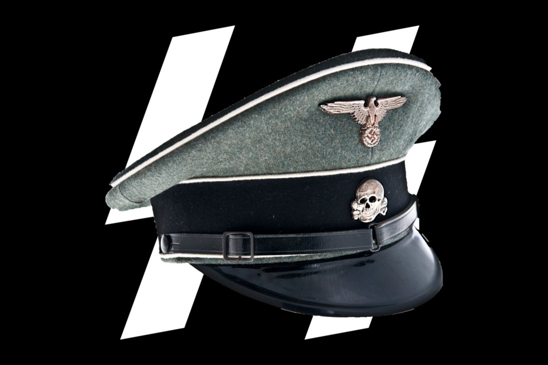 Waffen SS Hat Wallpaper by TheMistRunsRed 1095x730