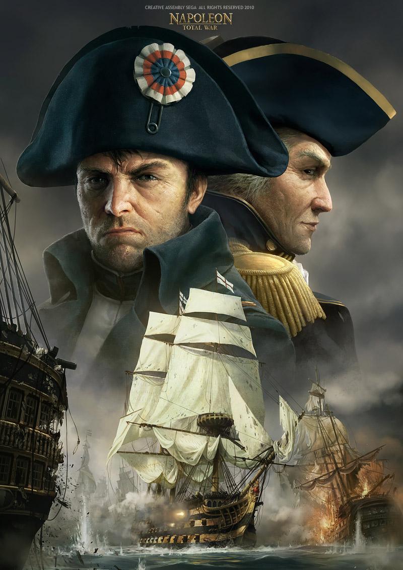 Napoleon Total War by OmeN2501 800x1132