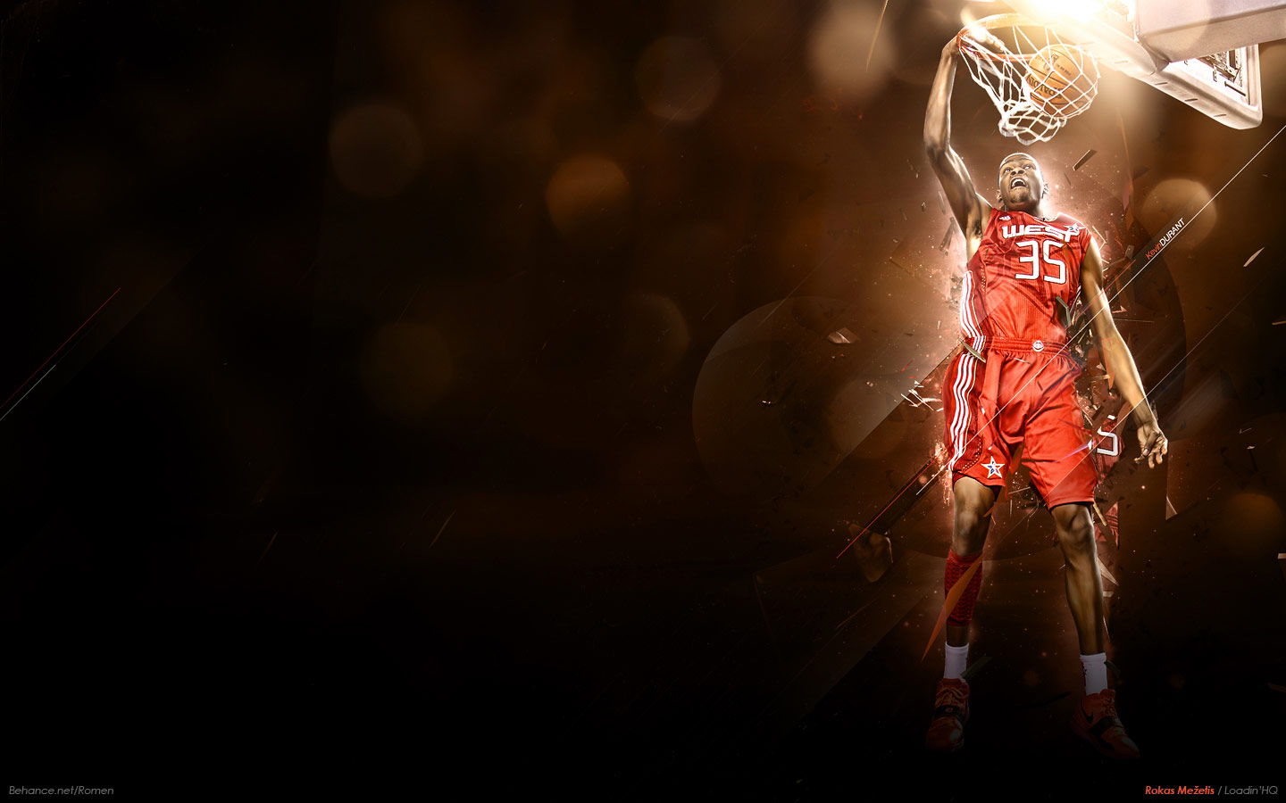 Kevin Durant Wallpapers TheNbaZonecom 1440x900