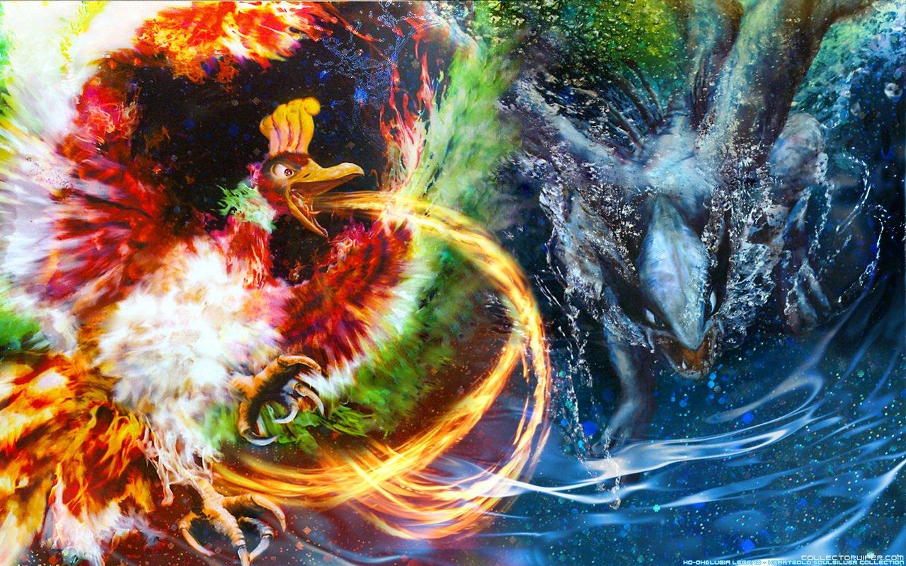 All Legendary Pokemon Wallpaper on WallpaperGetcom 1280x800
