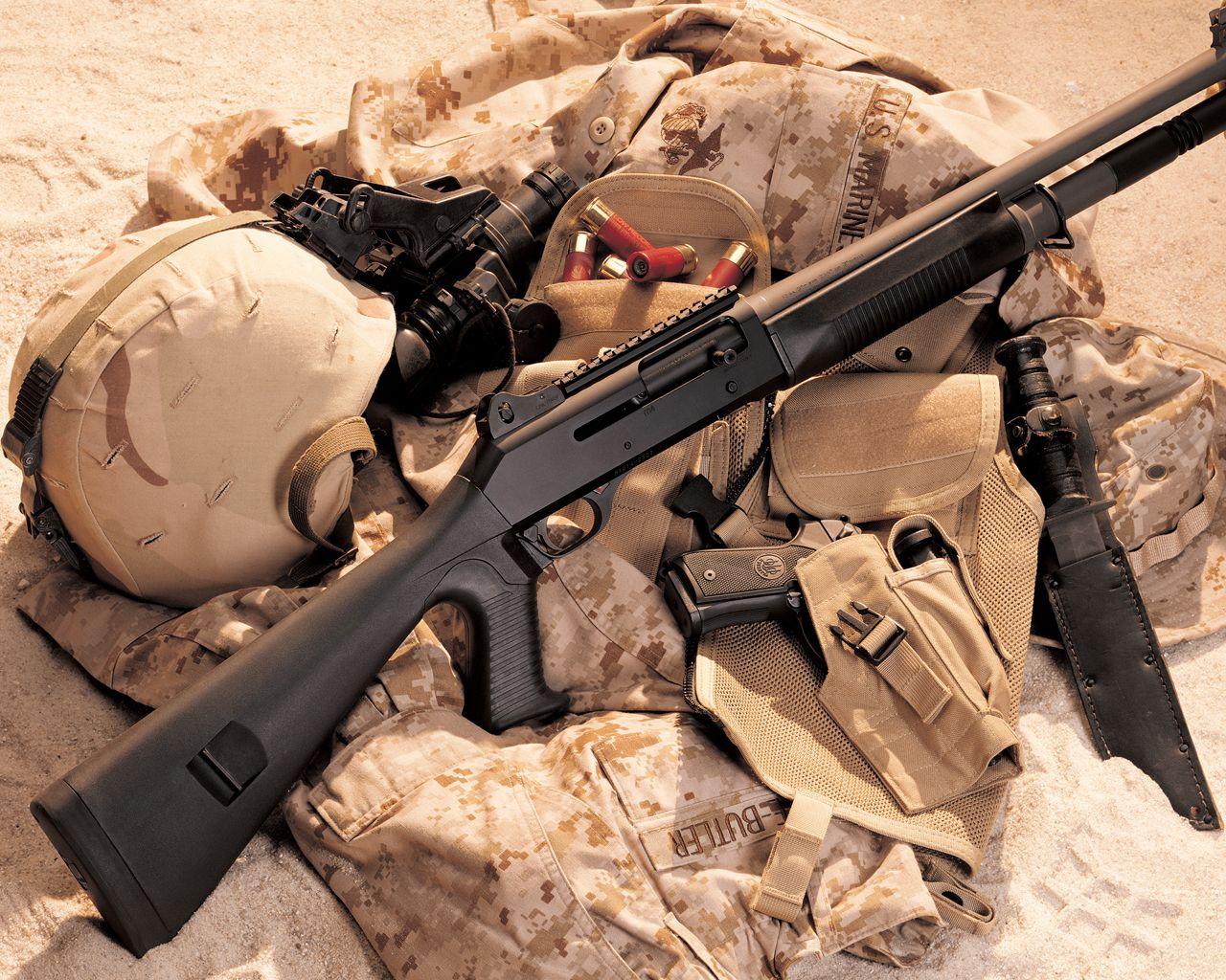 Posted in Hunt Hunting Shotgun 1280x1024