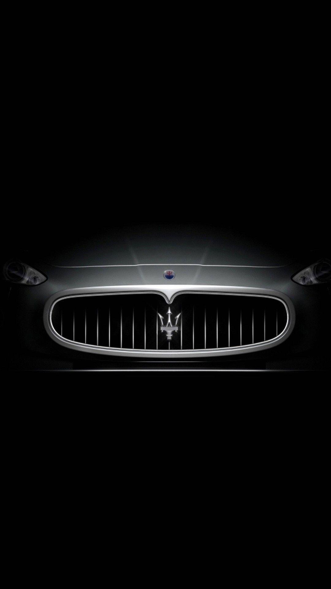 64 Maserati Logo Wallpapers on WallpaperPlay Supercars wallpaper 1080x1920