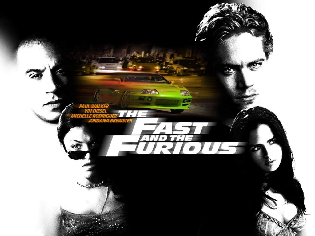 TFATF wallpaper the fast and the furious 367271 1024 768jpg 1024x768