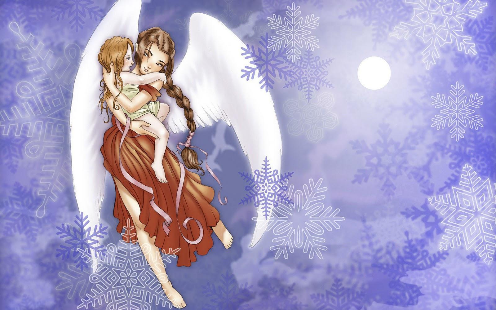 Best top desktop pictures angel wallpapers hd angel wallpaper image 8 1600x1000