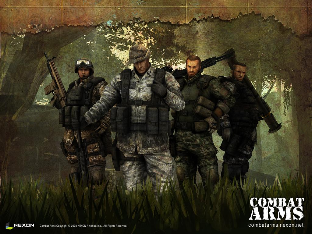 Combat Arms Wallpapers   Games Wallpapers 2 1024x768
