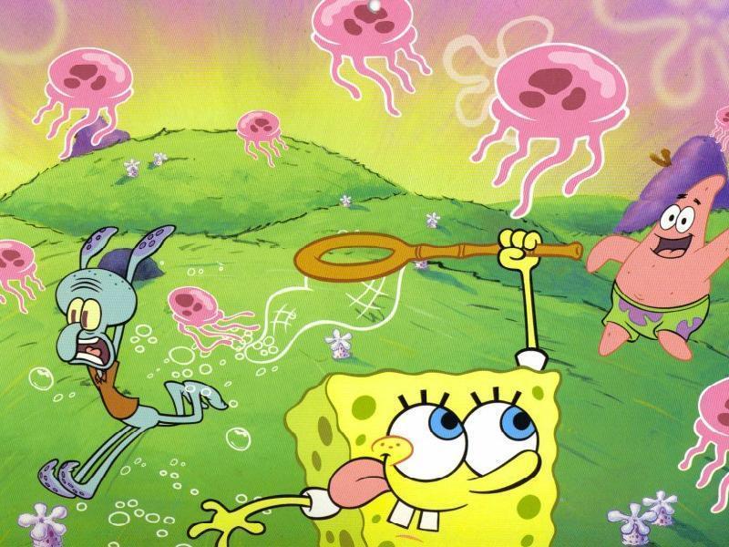 Free Download Gambar Spongebob Squarepants Besar Referensi Gambar Desain Properti 800x600 For Your Desktop Mobile Tablet Explore 50 Gambar Spongebob Squarepants Wallpaper Live Spongebob Wallpapers Spongebob Hd Wallpaper Spongebob