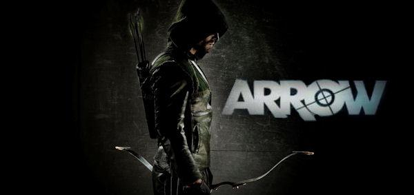Arrow Cw Wallpaper Arrow 600x283