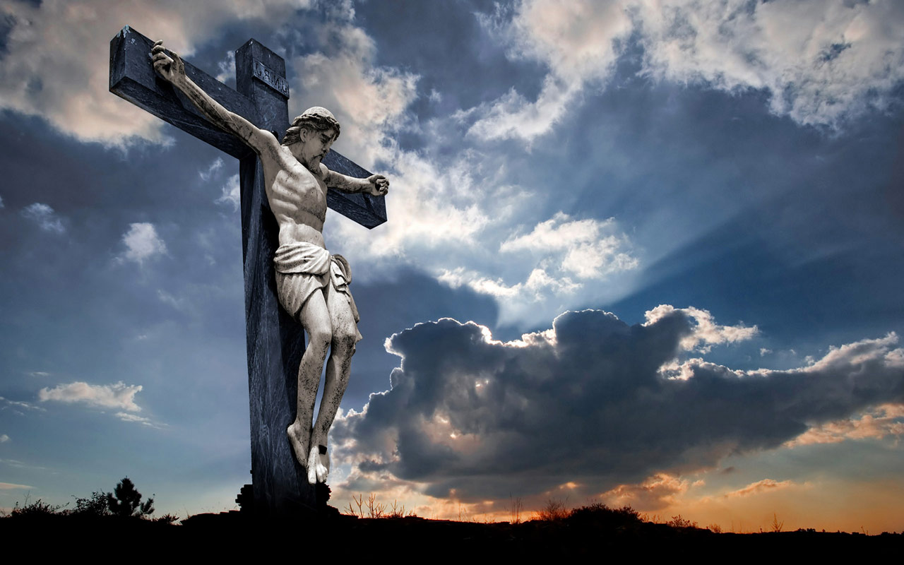 Holiday Good Friday computer desktop wallpapers pictures images 1280x800
