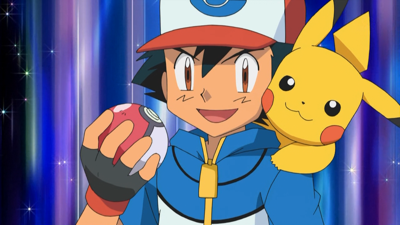 Pikachu And Ash Wallpaper wallpaper wallpaper hd background 1280x720