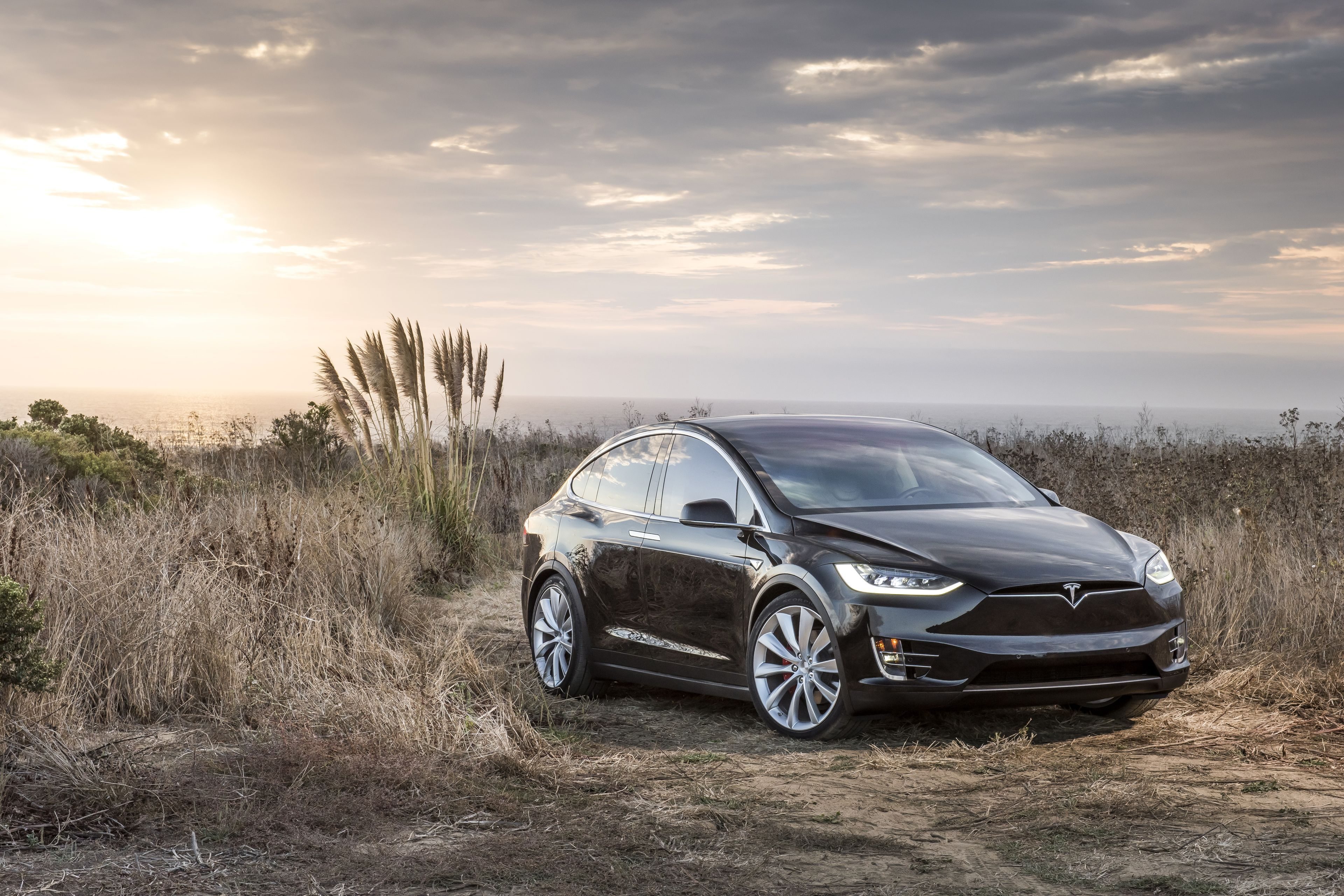 Tesla Model X Wallpapers   Top Tesla Model X Backgrounds 3840x2562