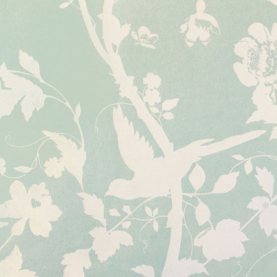 Bird wallpaper from Laura Ashley Statement wallpapers wallpaper 550x550