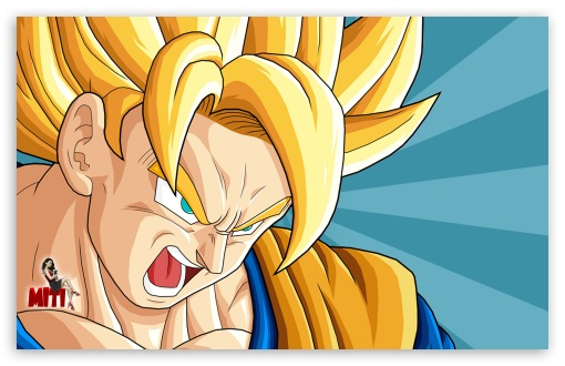Goku wallpaper 510x330