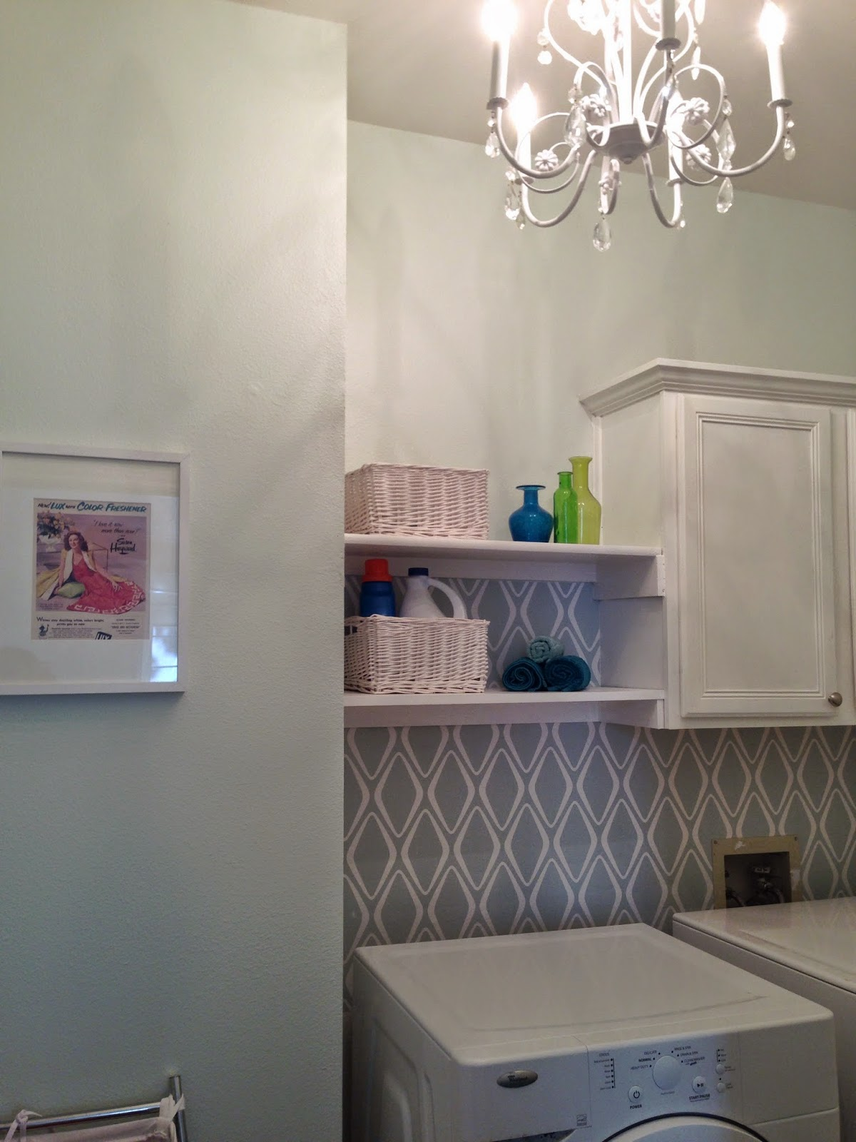 wwwfabeverydaycom Laundry Room Decor Update Devine Color Wallpaper 1200x1600