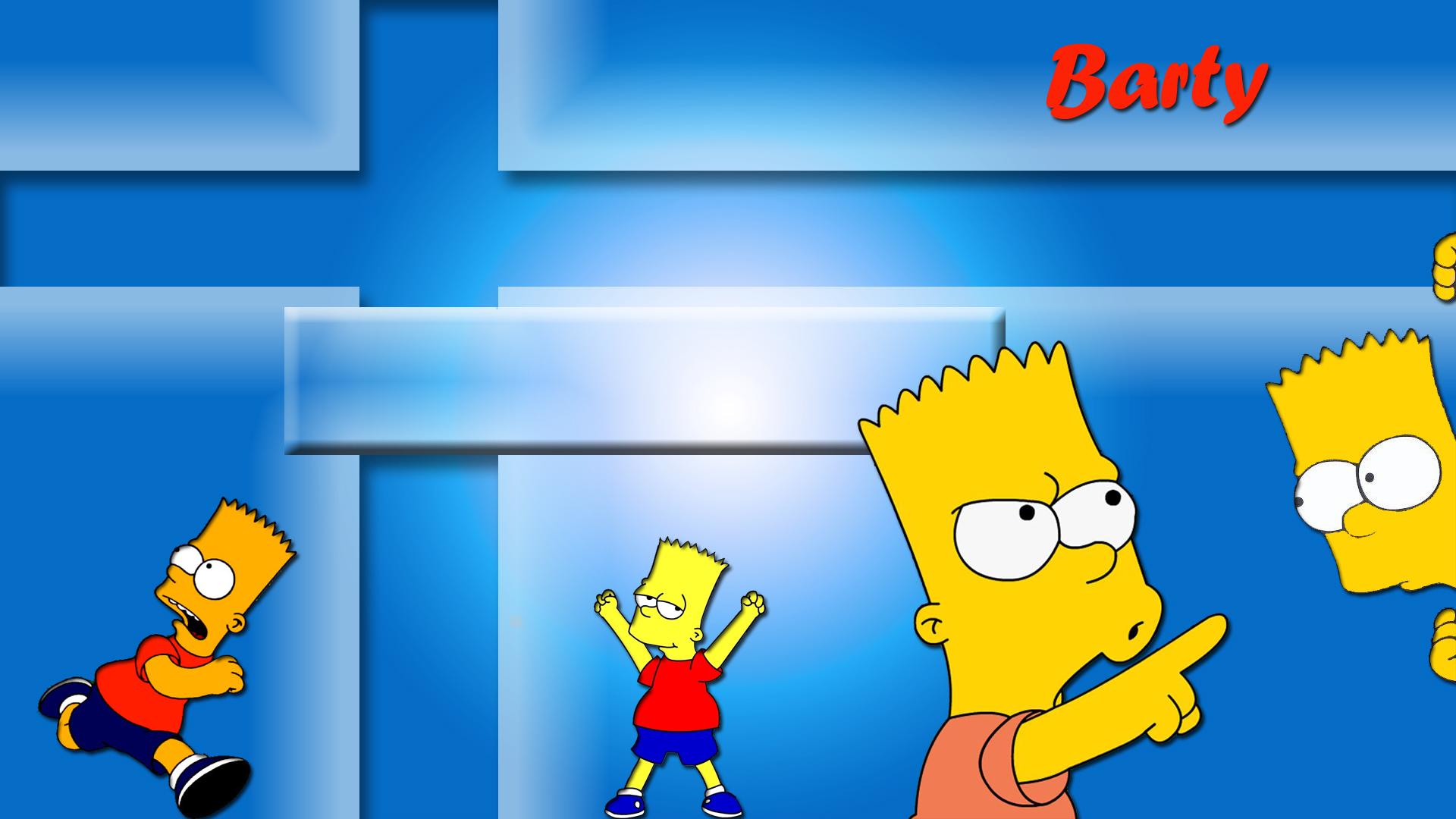 Bart Simpson wallpaper   344243 1920x1080