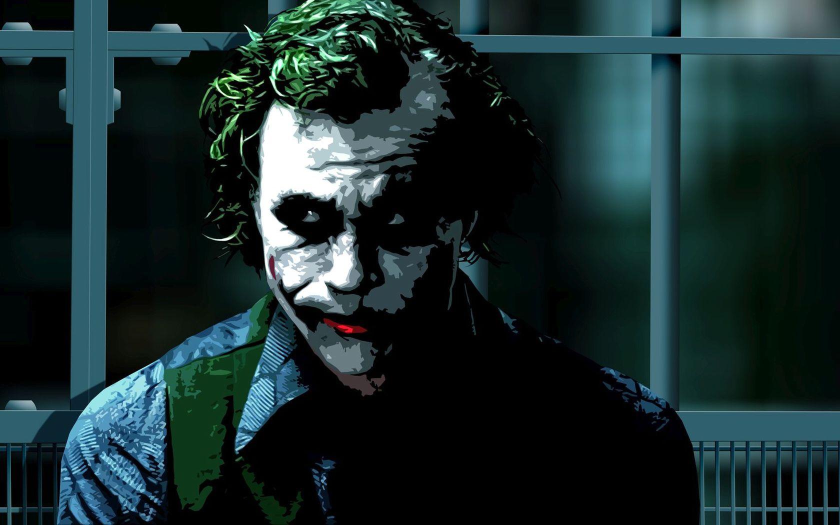 Download the Joker   The Dark Knight wallpaper 1680x1050