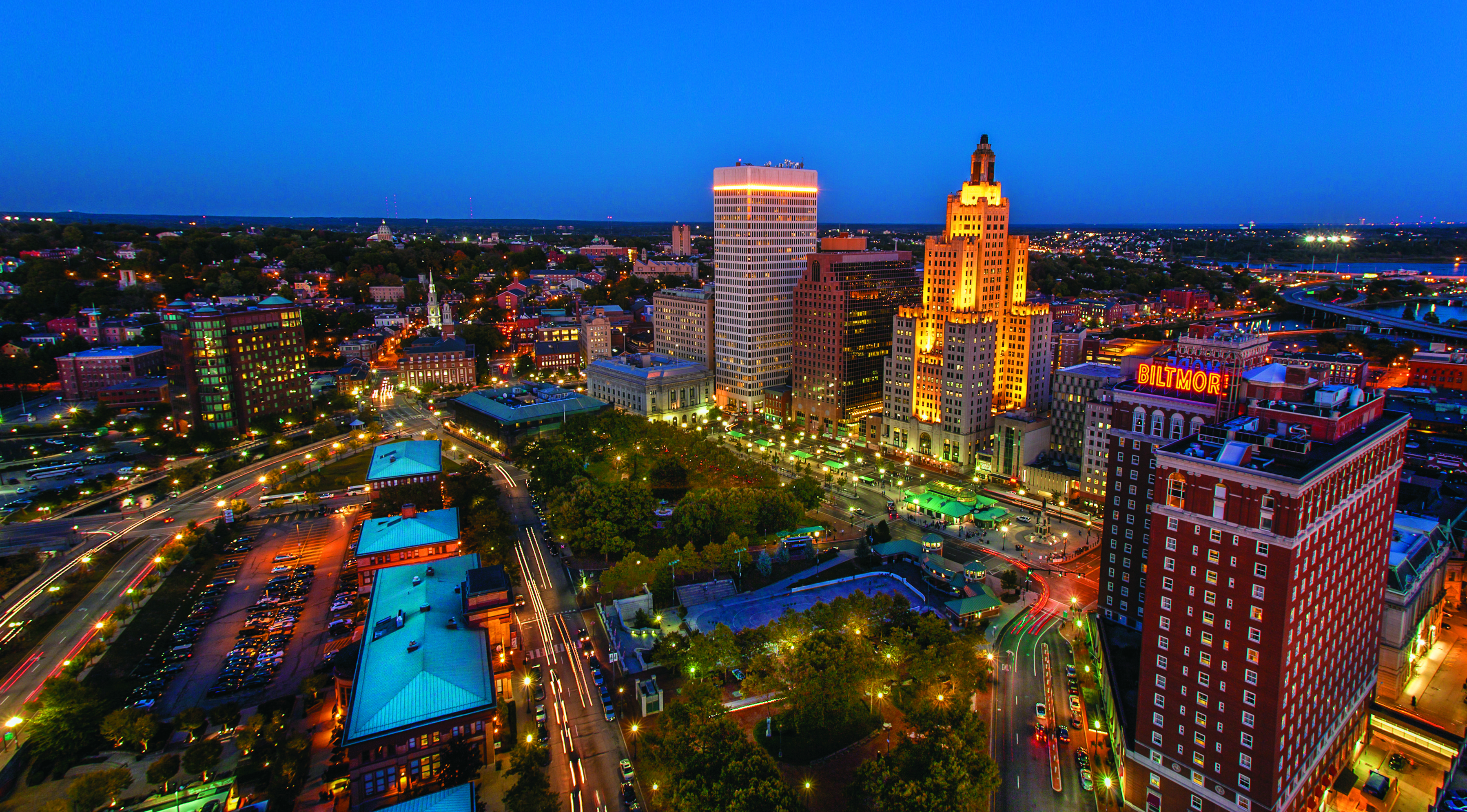 providence rhode island night skyline images   Google Search 3596x1992