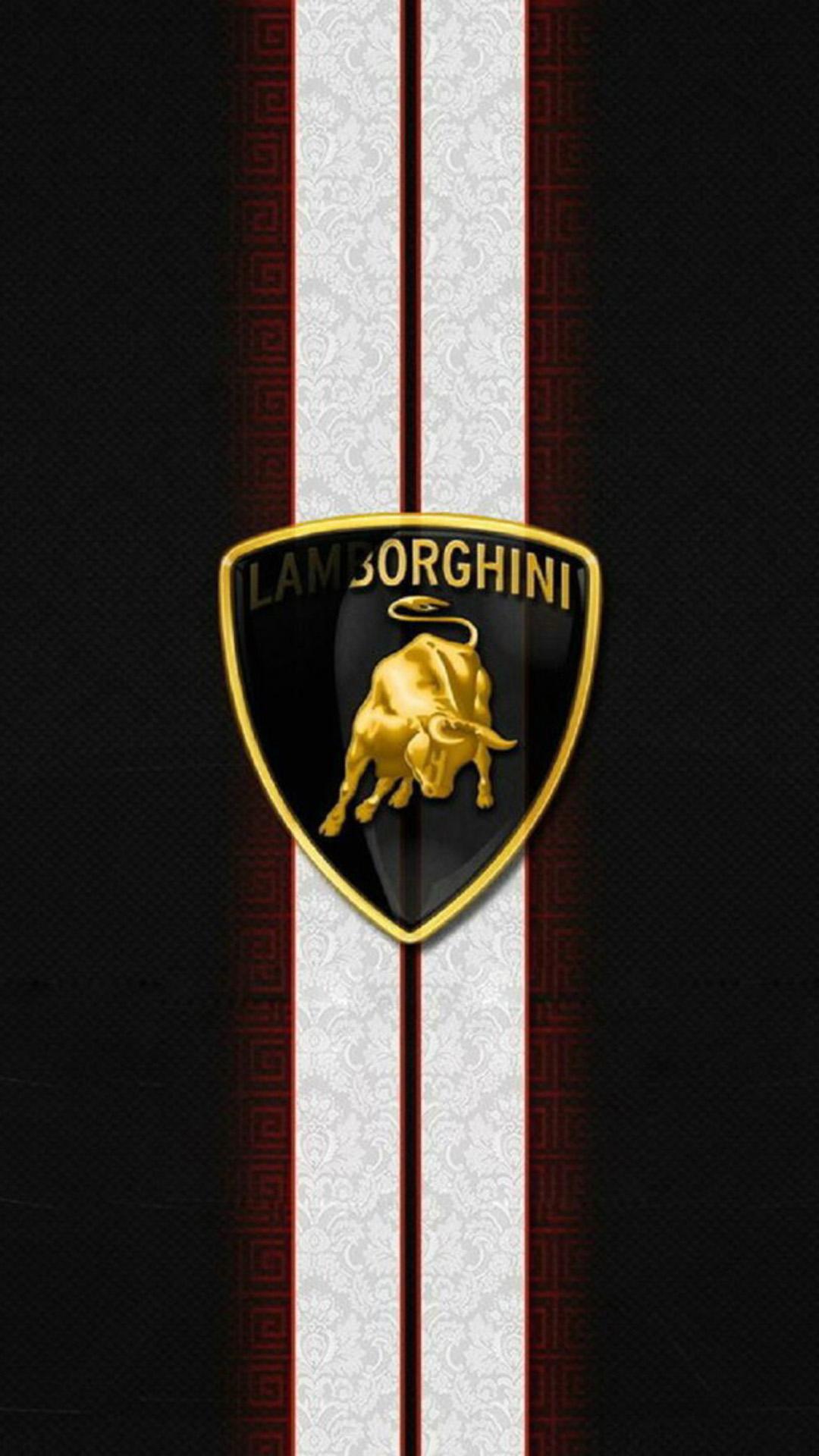 Lamborghini Logo Wallpaper Lamborghini logo 03 nexus 5 1080x1920