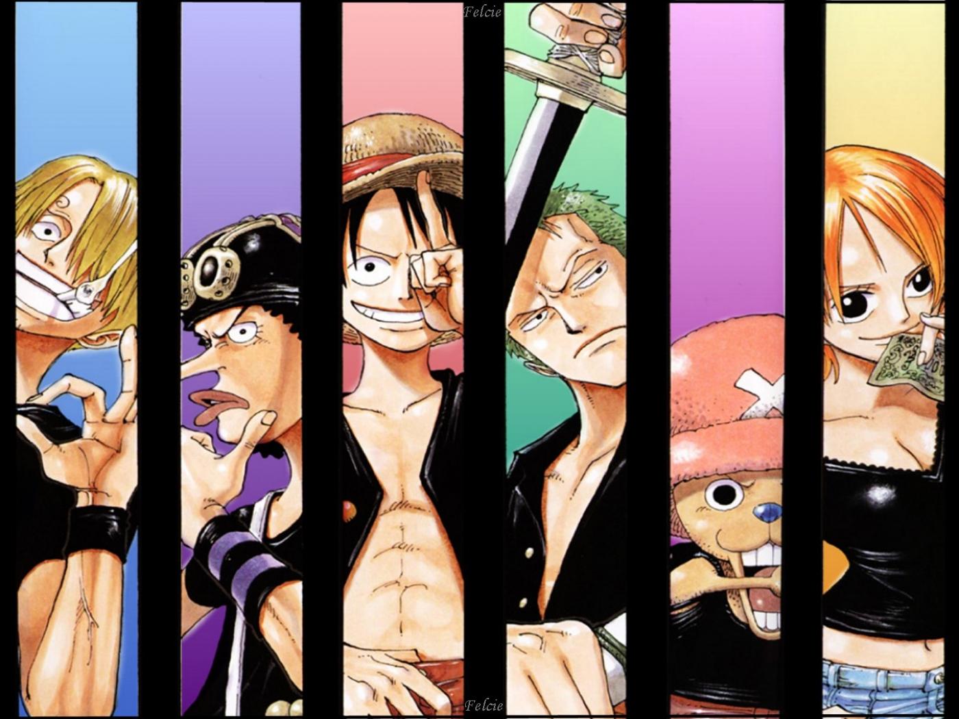 One Piece 1400x1050