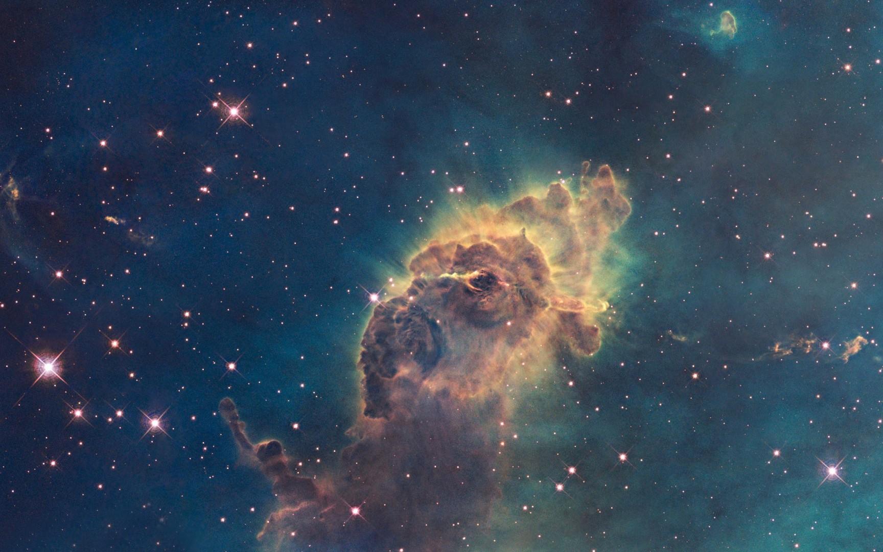 Carina Nebula wallpaper 11816 1728x1080
