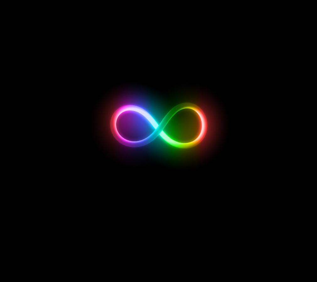 Infinity Symbol Wallpapers - WallpaperSafari
