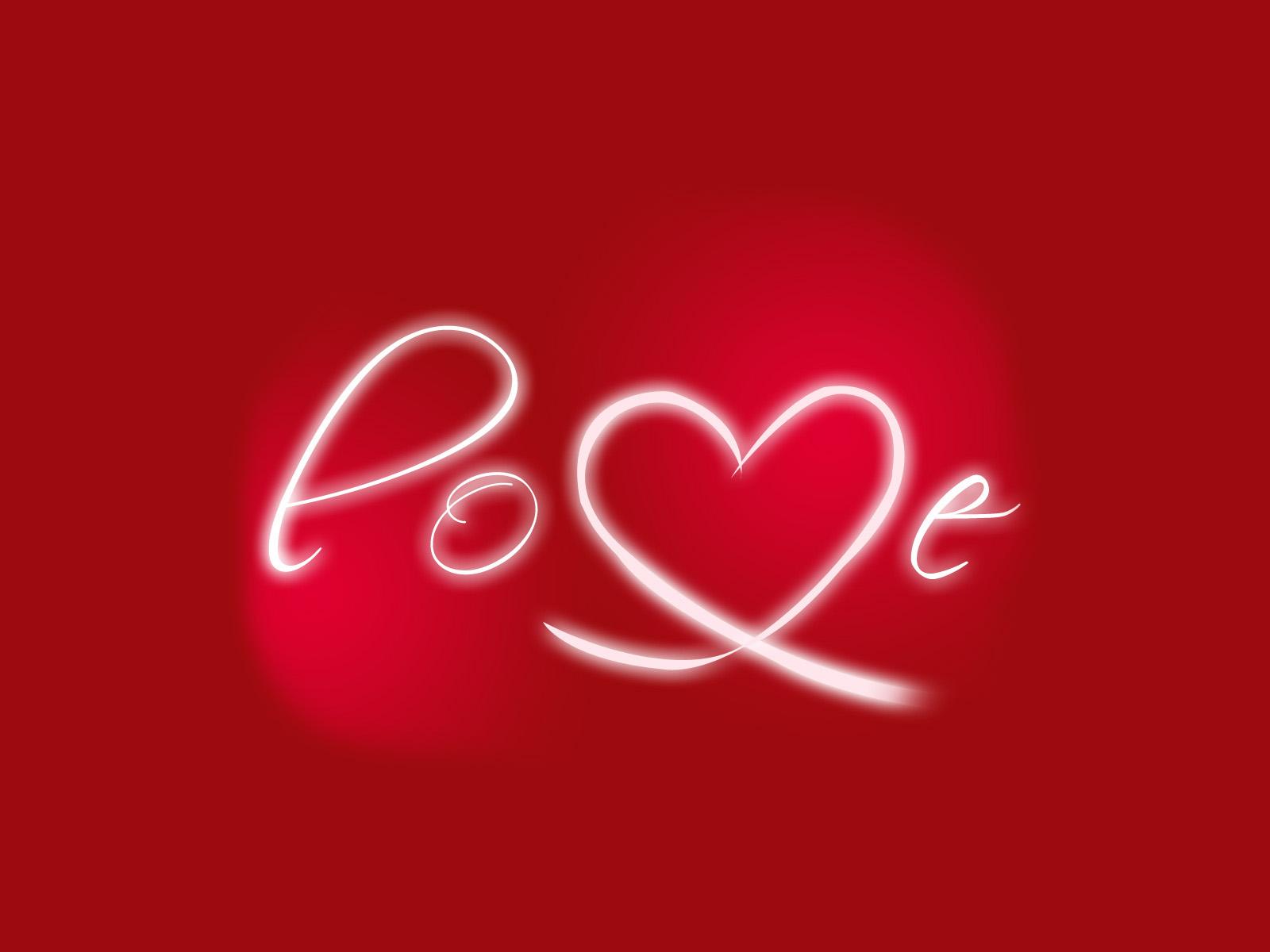 75 Love Logo Wallpapers On Wallpapersafari
