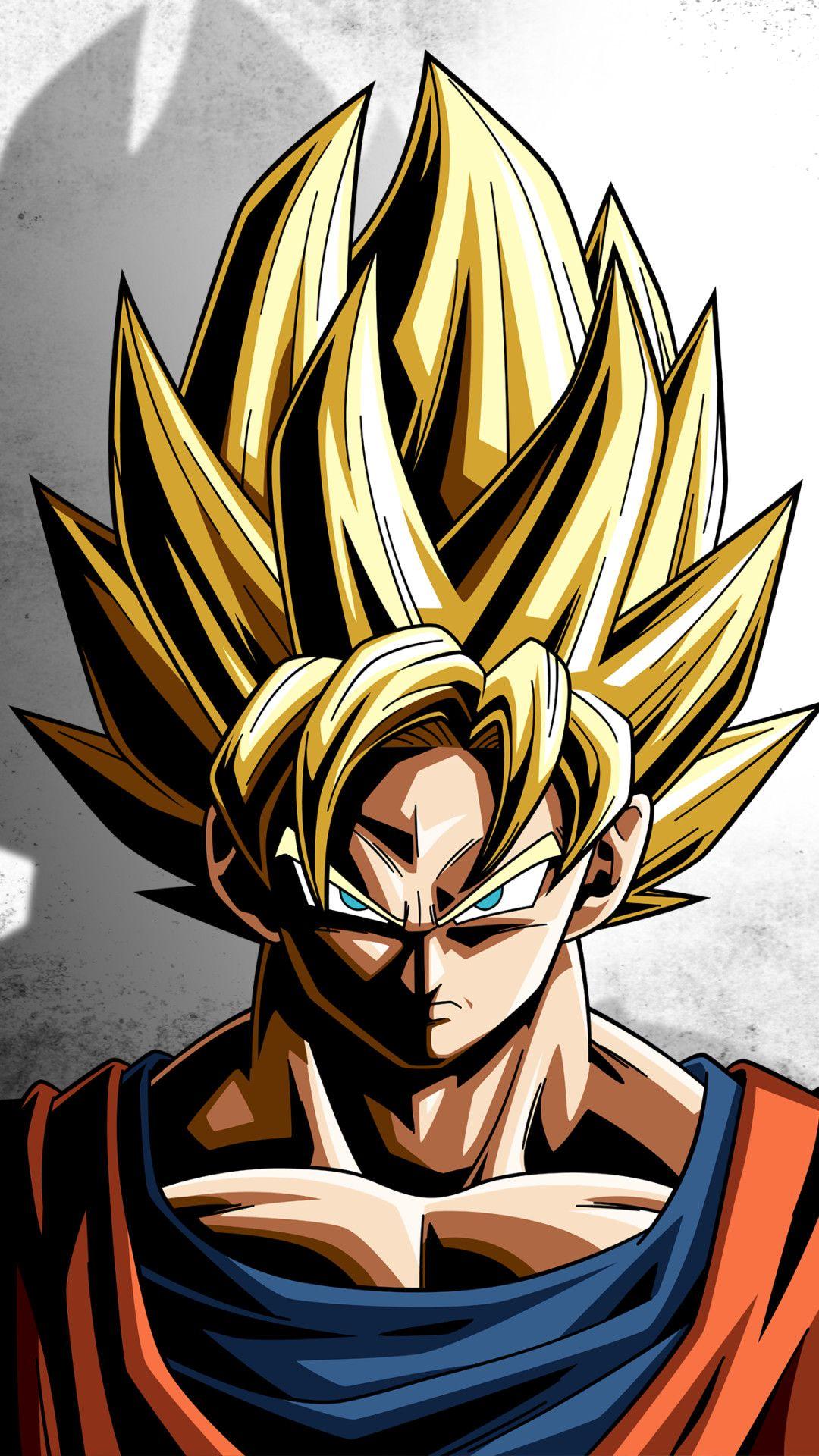 Free Download Dragon Ball Z Anime Iphone Wallpapers Goku