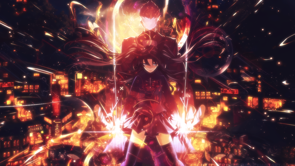 Fate Stay Night Unlimited Blade Works Wallpaper by Totoro GX on 1024x576