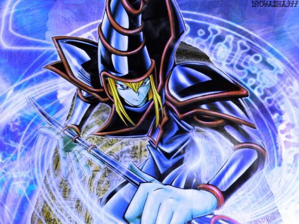[44+] Yu Gi Oh Dark Magician Wallpaper on WallpaperSafari