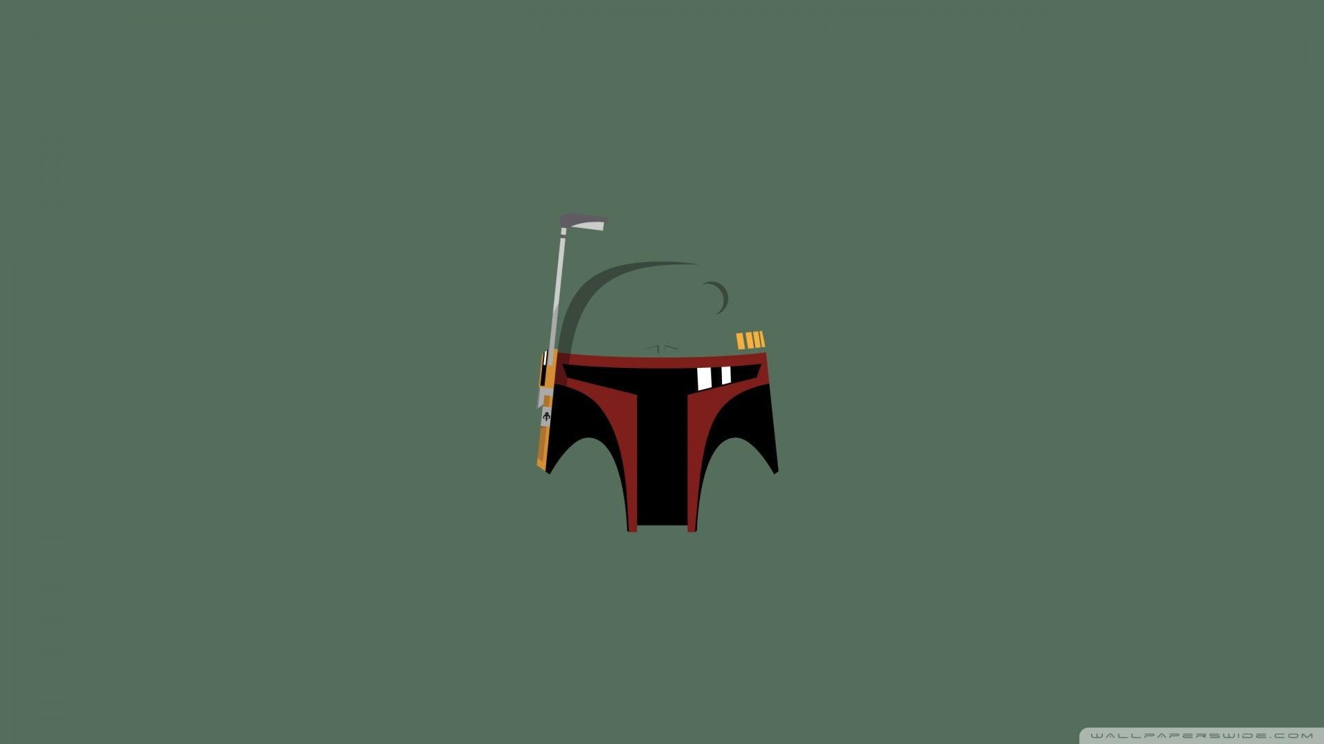 Pics Photos   Boba Fett Art Wallpaper 1920x1080 Boba Fett Art 1920x1080