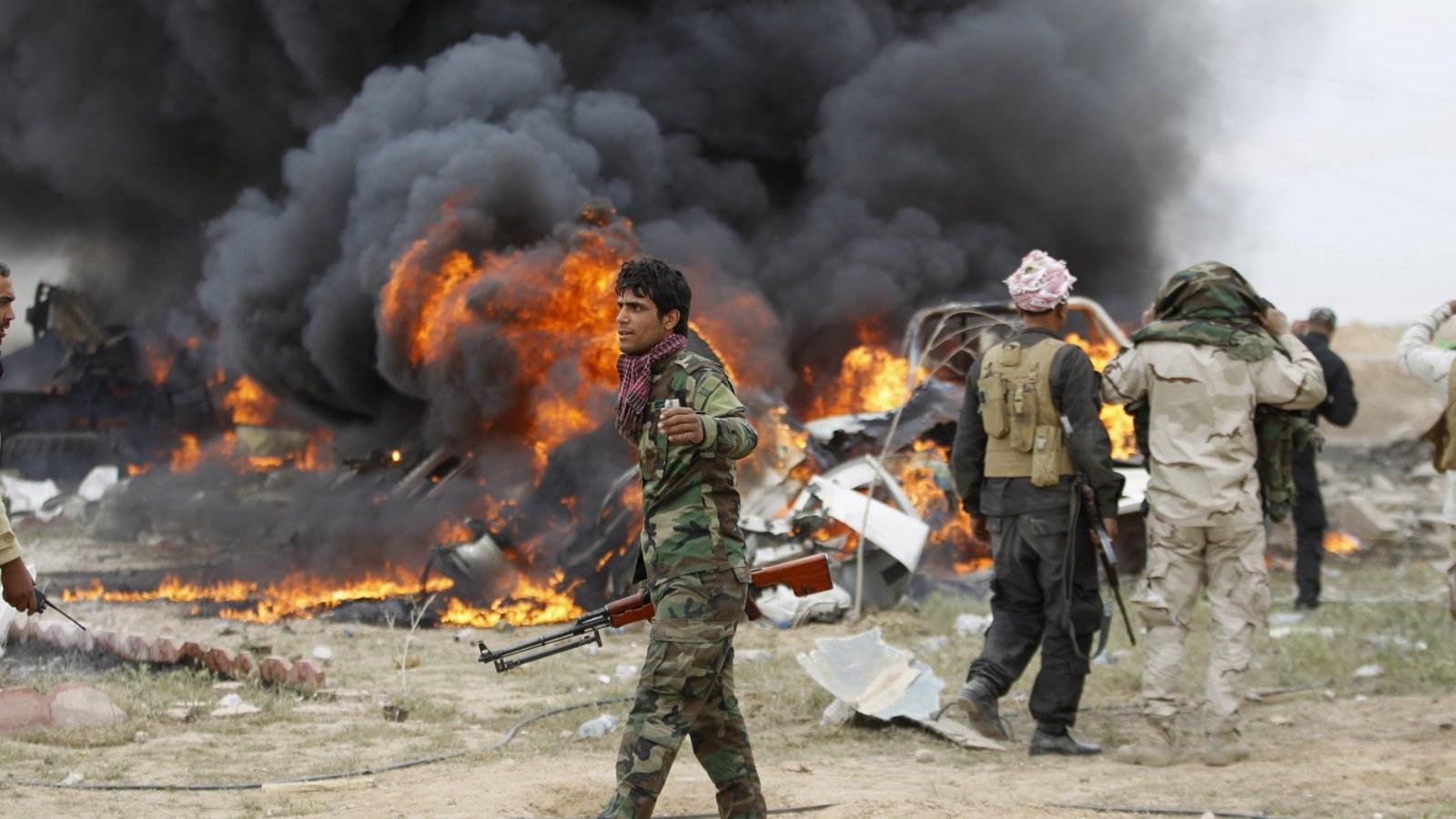 Baghdad Under Pressure to Stop Shia Militia War Crimes 1600x900