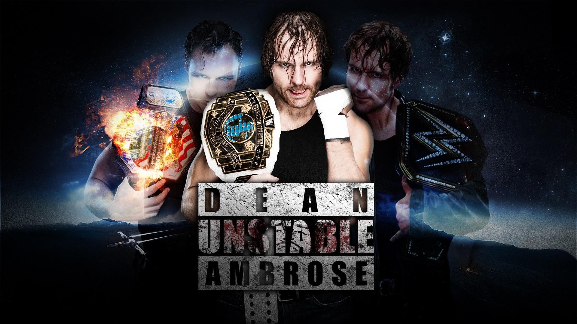 WWE Dean Ambrose Wallpaper HD Pictures One HD Wallpaper 1920x1080