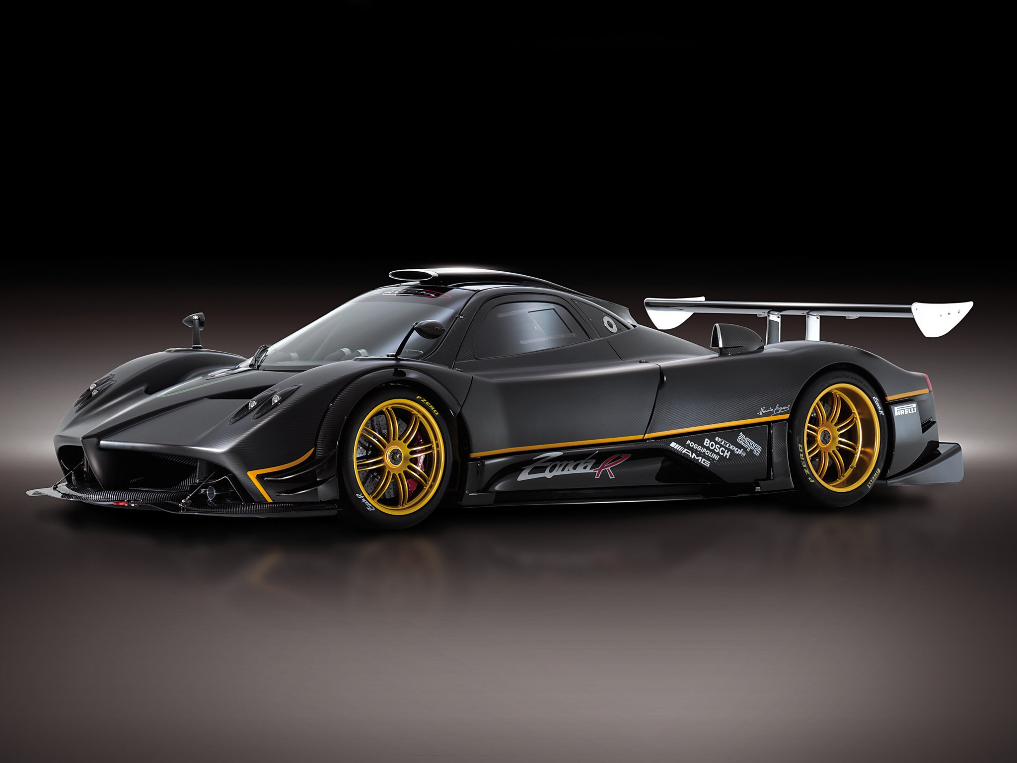 26 Pagani Zonda R HD Wallpapers Background Images 2048x1536