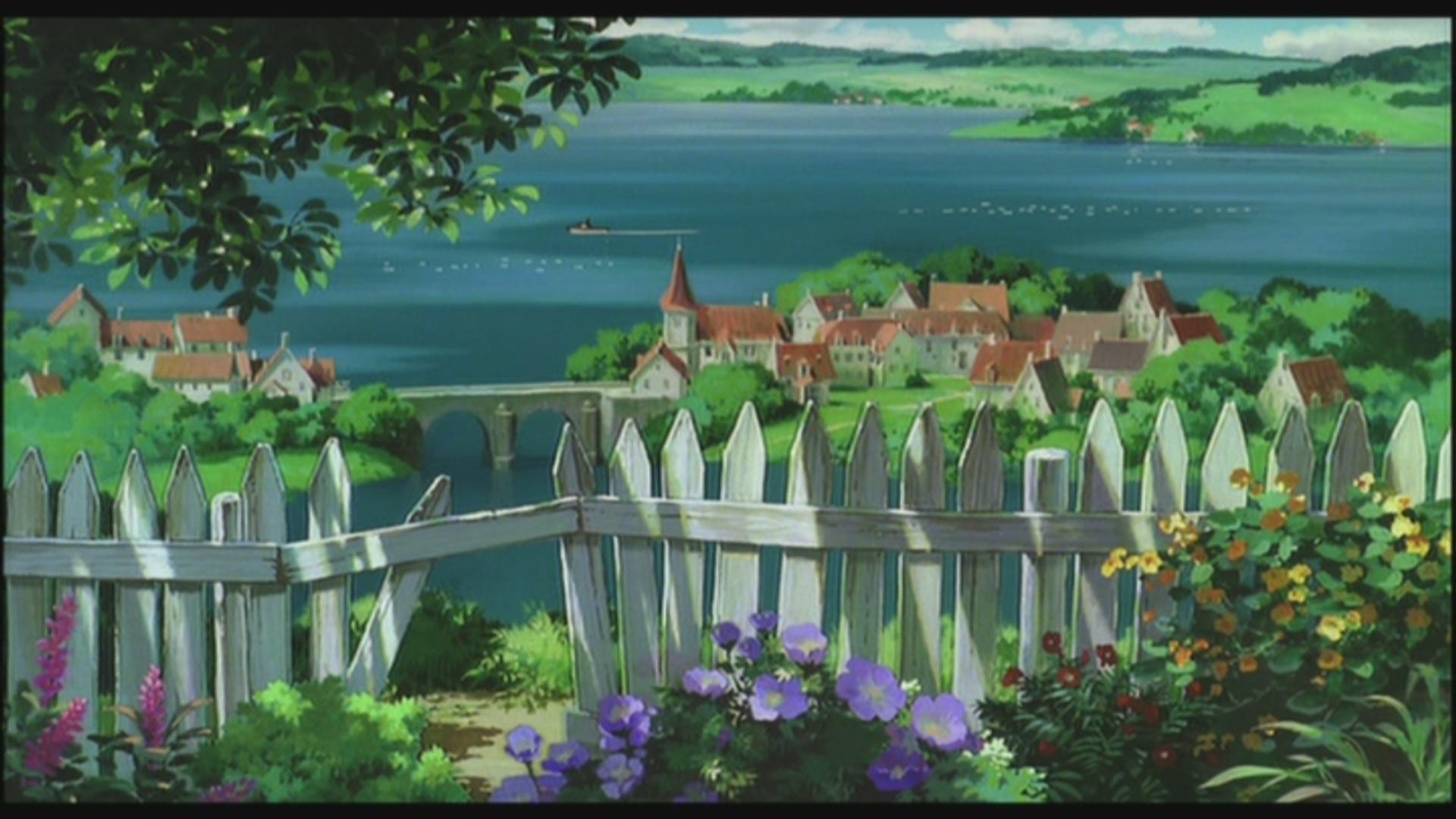 Studio Ghibli Wallpaper 1920x1080 Studio Ghibli Kikis Delivery 1920x1080