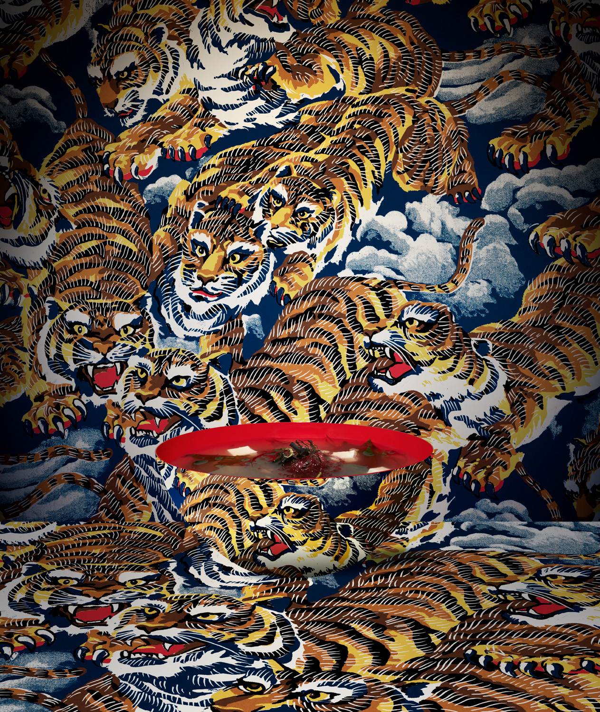 Wallpaper Artist Palate Kenzo Takada Point Black Ltd 1263x1500