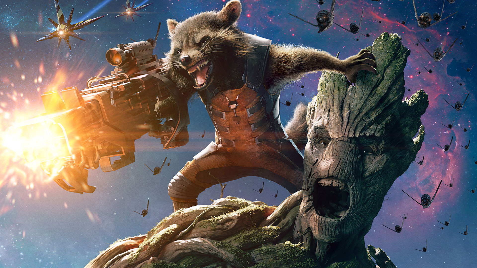 Marvels Guardians of the Galaxy 2014 iPhone Desktop 1920x1080