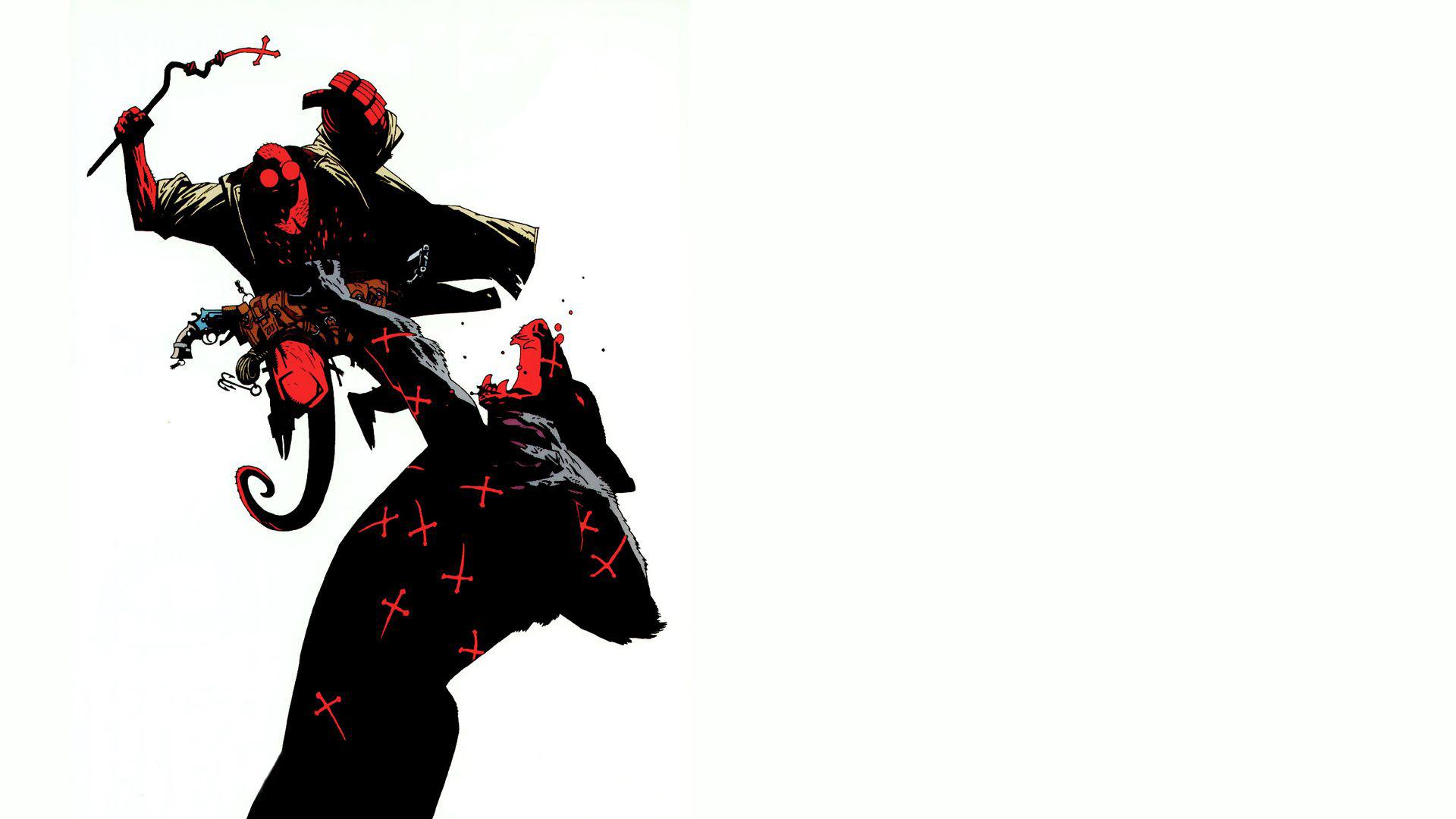 Hellboy wallpaper 17994 1920x1080