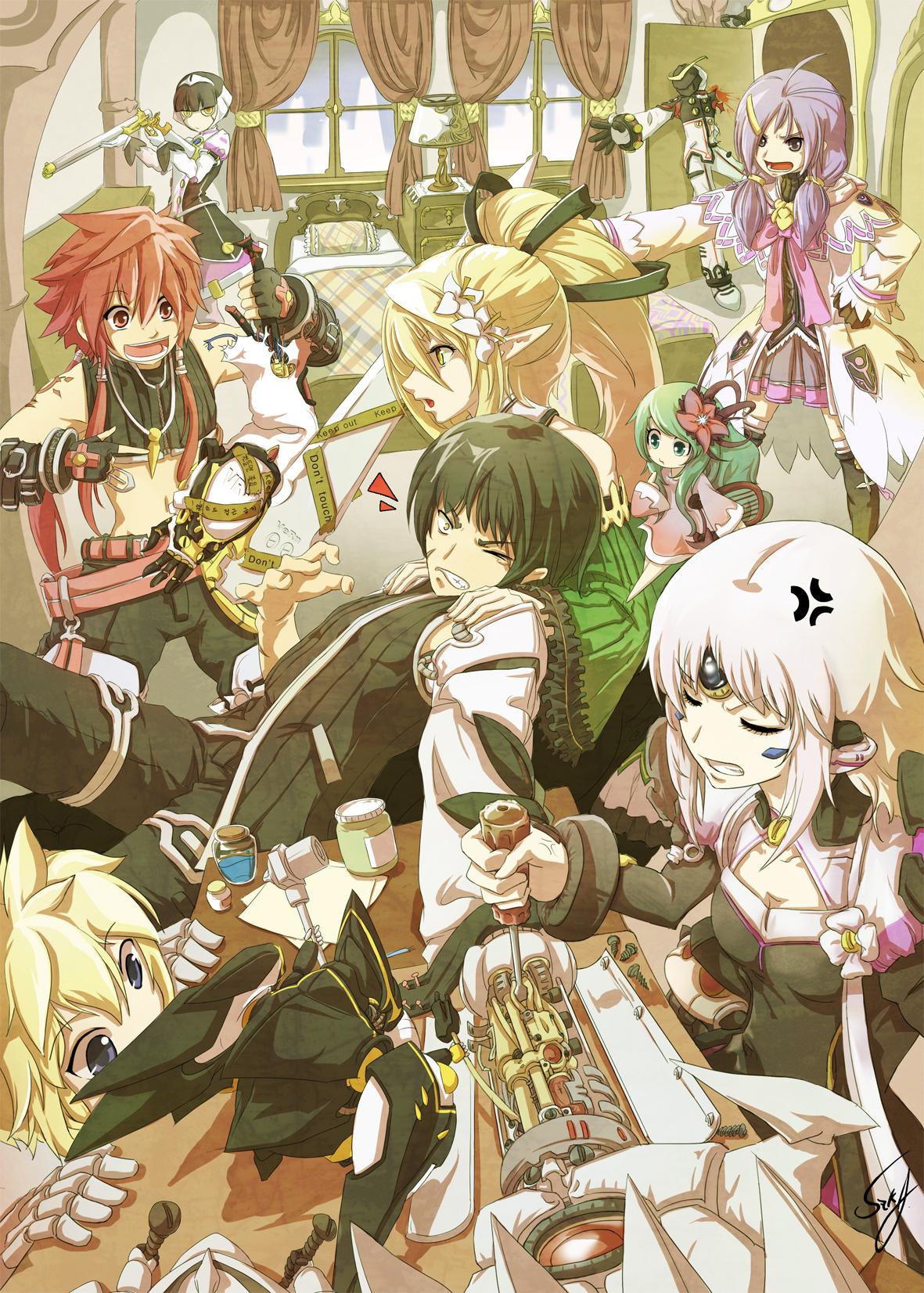 Elsword Mobile Wallpaper   Zerochan Anime Image Board 1181x1652