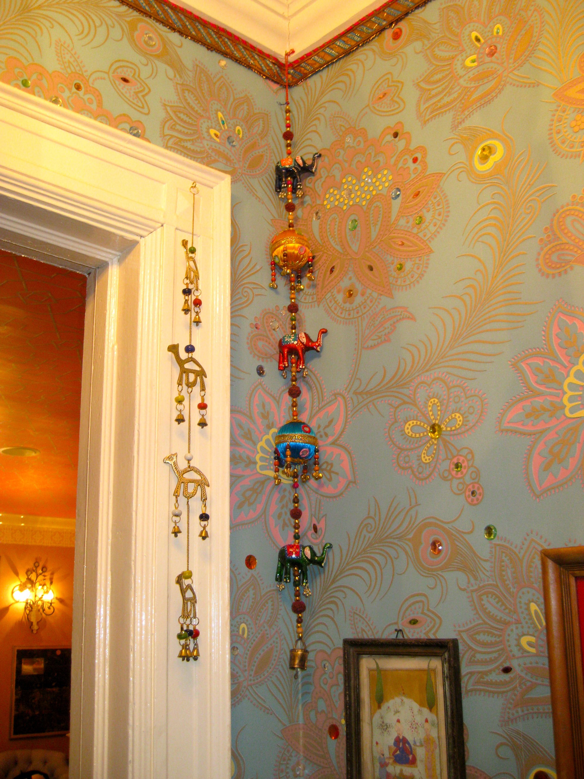 De Gournay Wallpaper Look For Less Images TheCelebrityPix 2448x3264