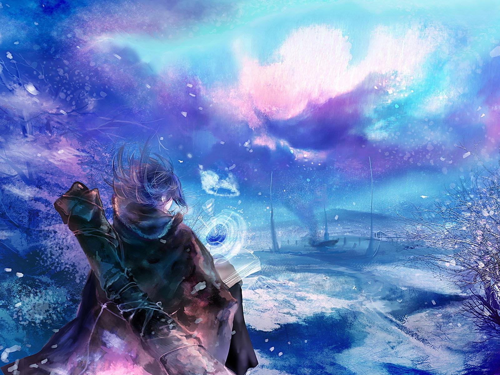 Anime HD Wallpaper 4K 962 1600x1200