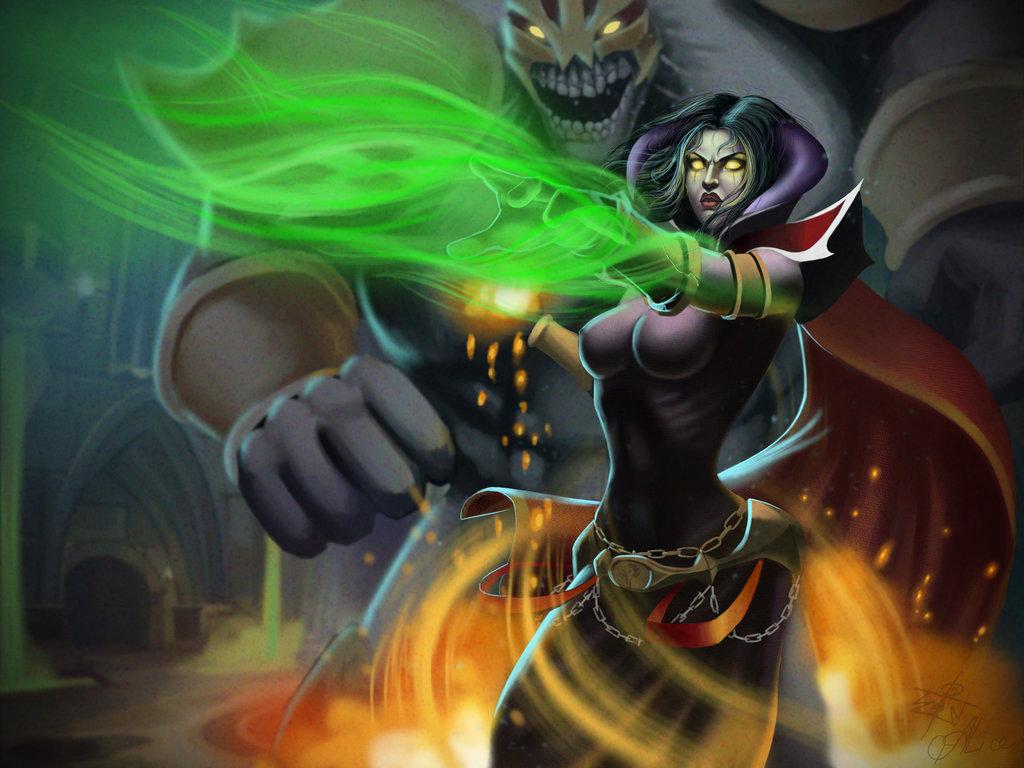 World Of Warcraft Undead Warlock Wallpaper World of warcraft undead 1024x768
