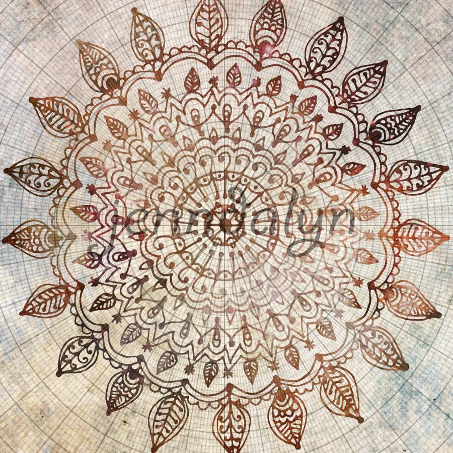 mandala bohemian art boho poster home decor henna pattern 900x900jpg 900x900