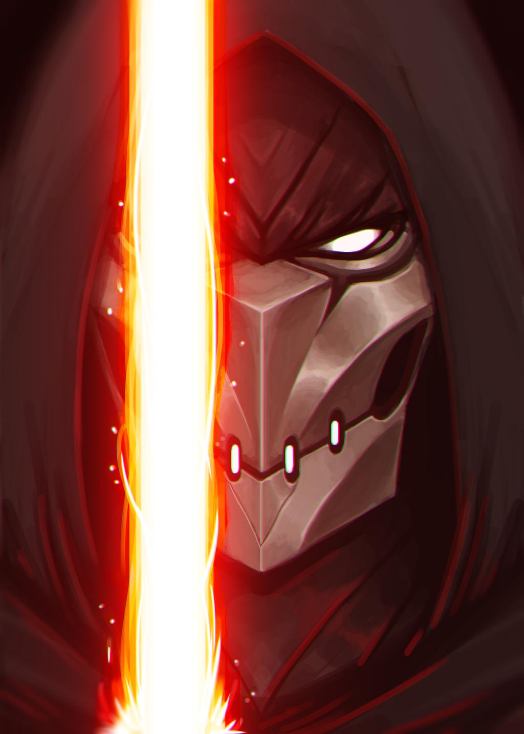 Knight of Ren by AcculluZ 1024x1434