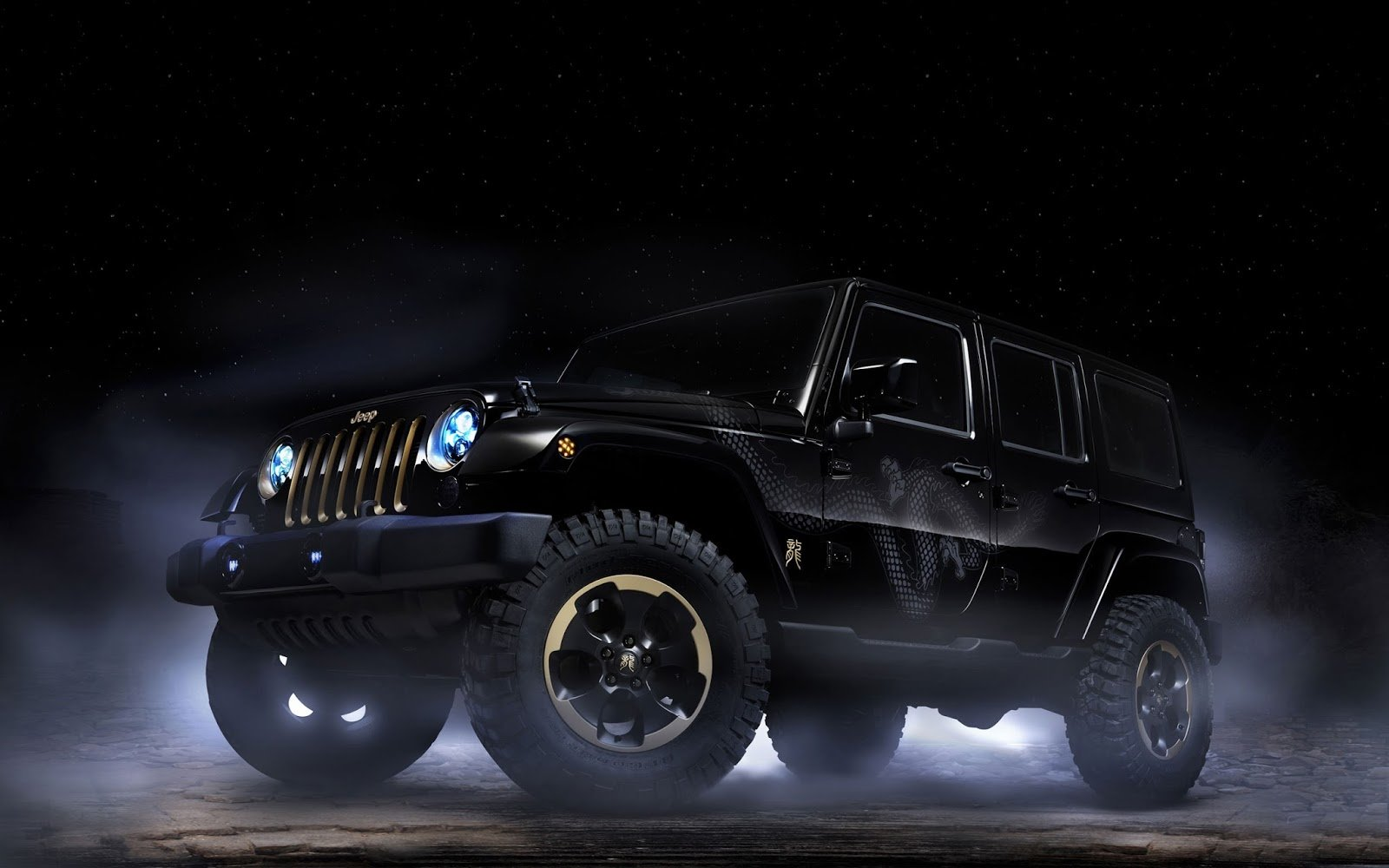 Jeep Wrangler HD Wallpapers cool jeep 4x4 pictures 1600x1000