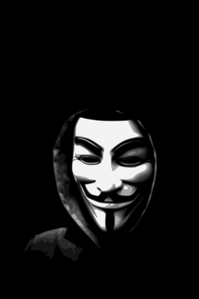 Cool Joker Face iPhone Desktop 640x960
