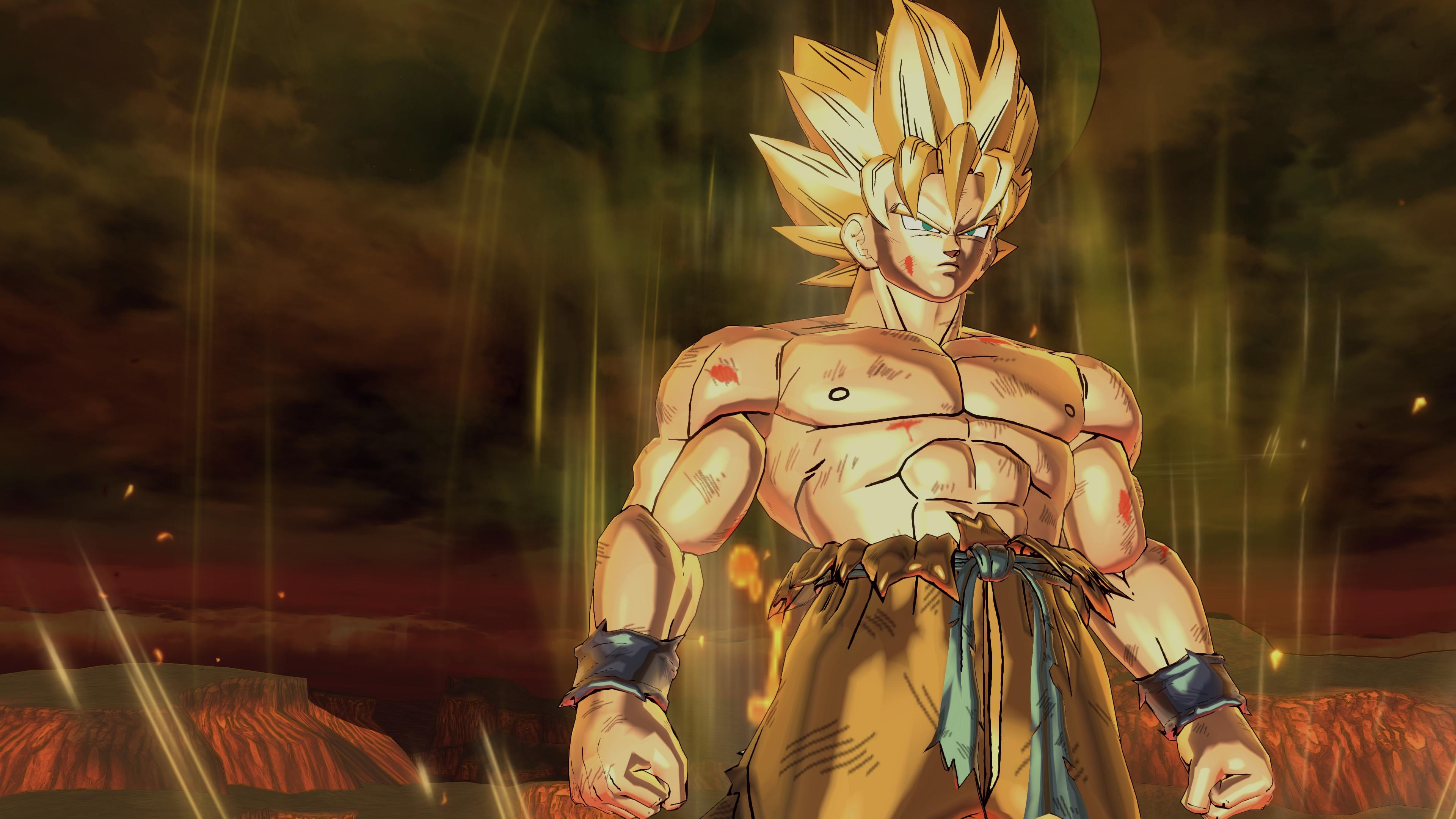 Dragon Ball Xenoverse 2 4k Ultra HD Wallpaper Background Image 3840x2160