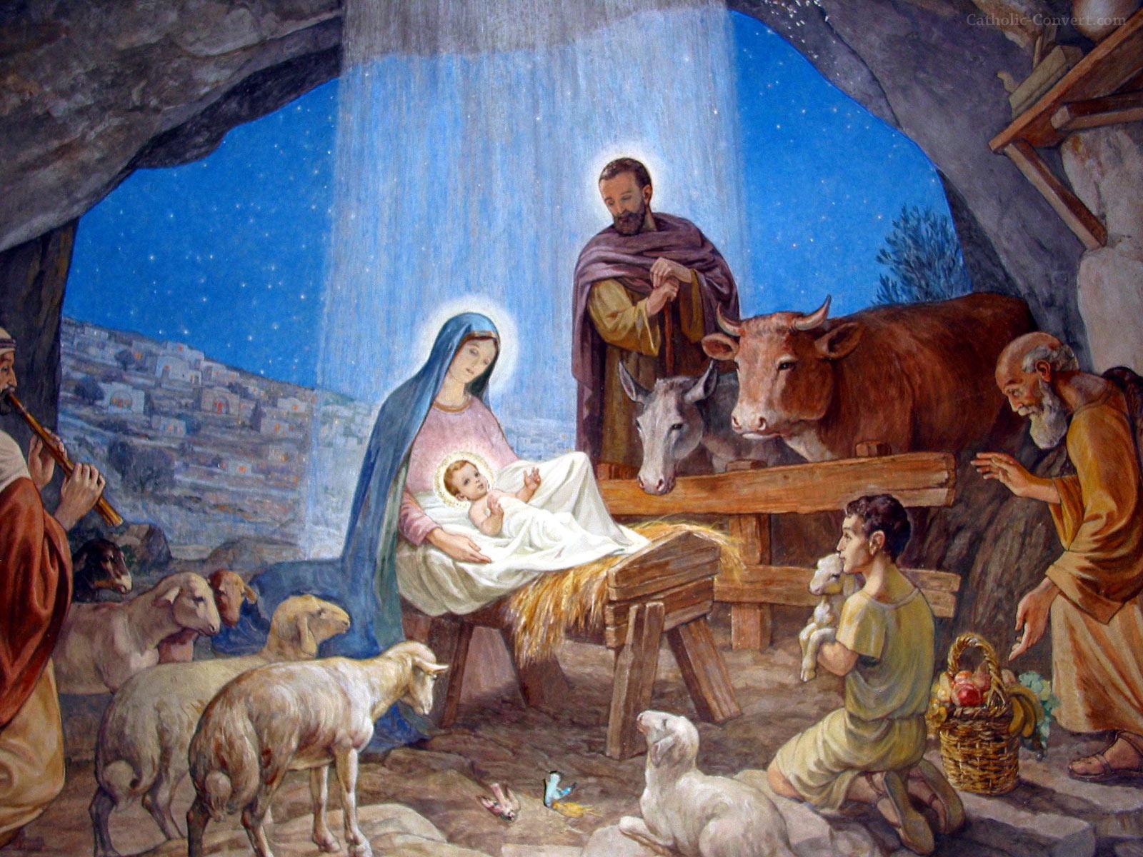 nativity 1600x1200 1600x1200