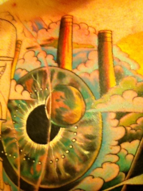 Free Download Download Pink Floyd Division Bell Tattoo Hd